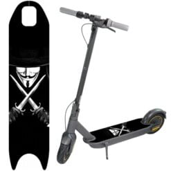 Anti-Rutsch-Pedal-Pad für den Ninebot MAX G30 Elektroroller